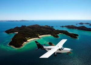 Airvan-over-Moturua-Island