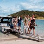 Heli_Island_Cruise_boat_beach