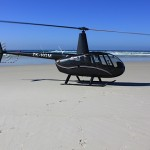 R44 at Great Exhibition Bay