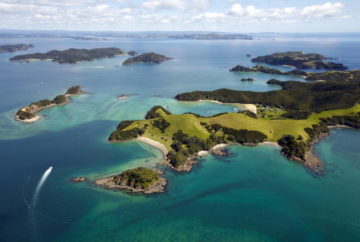 Otehei Bay, Urupukapuka Island