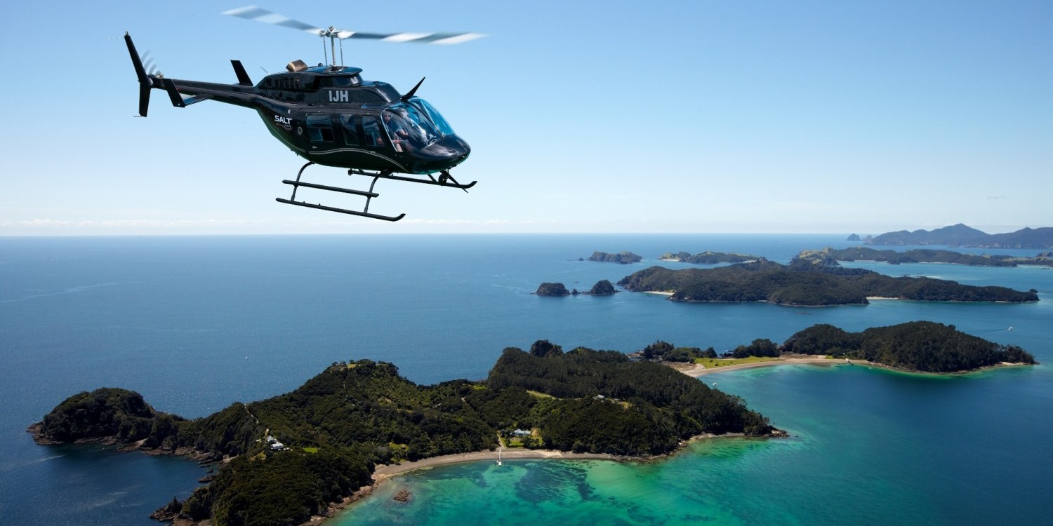 Northland Private Guided Exclusive Helicopter Scenic